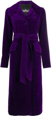 Marc Jacobs belted trench coat