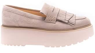 Hogan Loafers Shoes Women