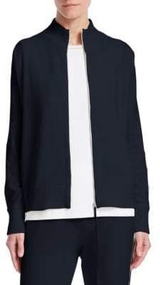 Fabiana Filippi Zip-Up Knit Jacket