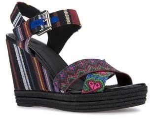 Geox Janira 15 Wedge Sandal