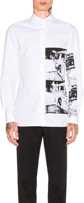 Calvin Klein Ambulance Disaster Shirt