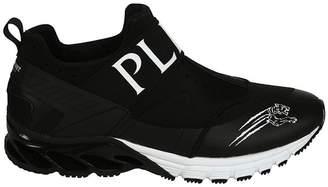 Philipp Plein Plein Sport Runner Rock Slip-on Sneakers