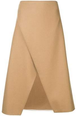 Ports 1961 wrap medium skirt