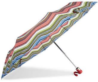 Missoni Printed Shell Umbrella - Orange