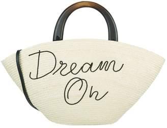 Eugenia Kim Straw Carlotta Dream On Bag