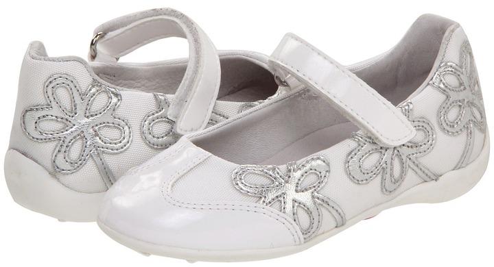 Naturino Flan SP11 (Toddler/Little Kid/Big Kid) (White Multi) - Footwear