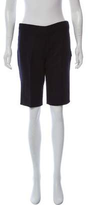 Alexander Wang Wool Mini Shorts