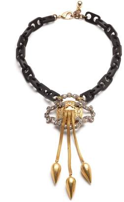Lulu Frost Antique Victorian Cascade Journey Necklace