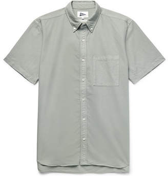 Pilgrim Surf + Supply Trent Button-Down Collar Cotton Shirt