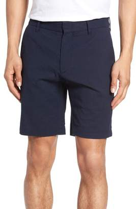 Zachary Prell Costa Cotton Blend Shorts