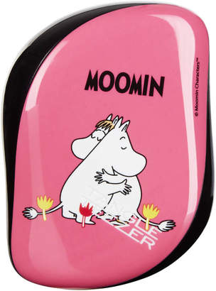 Tangle Teezer Compact Hair Styler - Moomin Pink