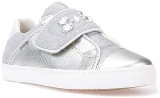 Geox Kilwi Metallic Embellished Sneaker