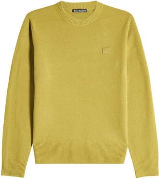Acne Studios Nalon Face Wool Pullover