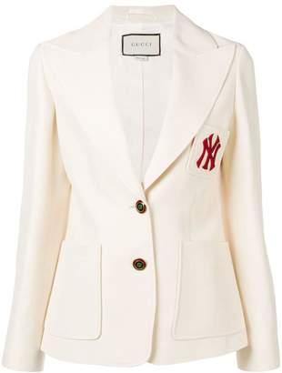 Gucci NY YankeesTM patch blazer