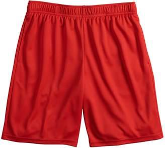 Tek Gear Boys 8-20 & Husky Mesh Shorts