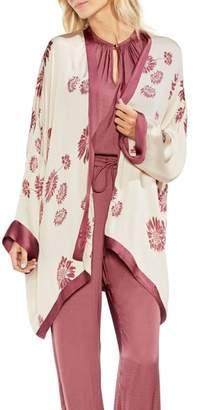 Vince Camuto Chateau Sketch Floral Kimono
