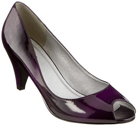 Women's Mossimo® Darby Ombre Peep-Toe Pumps - Purple