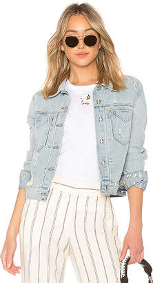 Derek Lam 10 Crosby Denim Jacket.
