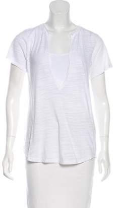 LnA Short Sleeve Knit Top w/ Tags