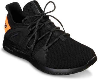 Skechers Matera Sneaker -Black/Orange - Men's