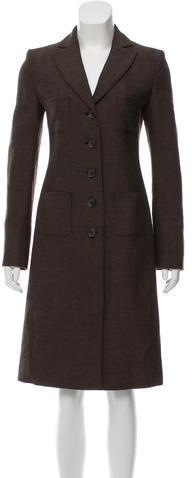 MoschinoMoschino Virgin Wool Coat