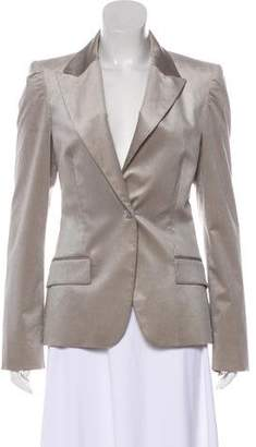 Gucci Structured Corduroy Blazer