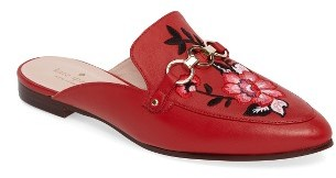 Women's Kate Spade New York Canyon Embroidered Loafer Mule