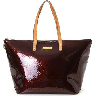 Louis Vuitton Monogram Vernis Bellevue GM Handbag - Vintage