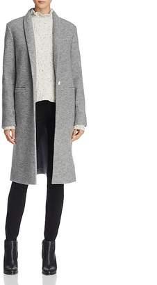 Dylan Gray Virgin Wool Cardi Coat $298 thestylecure.com
