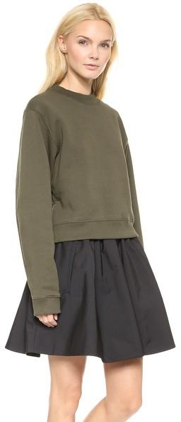 Acne Studios Bird Fleece Pullover