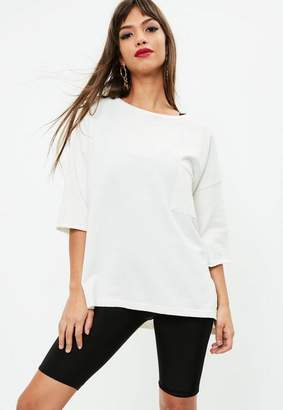 Missguided Pocket Front T-shirt