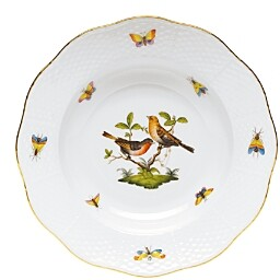 Buy Rothschild Bird Rimmed Soup Bowl, Motif #9!
