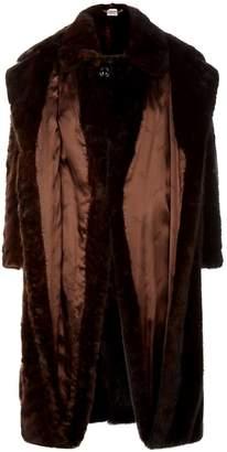 Vetements Reworked Mink Fur Coat