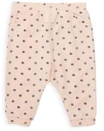 Splendid Baby Girl's Polka Dot Zip Hoodie