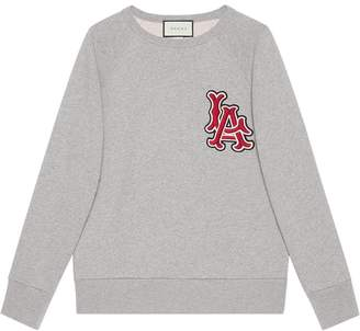 Gucci Sweatshirt with LA AngelsTM patch