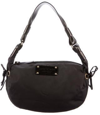 Kate SpadeKate Spade New York Leather-Trimmed Nylon Bag