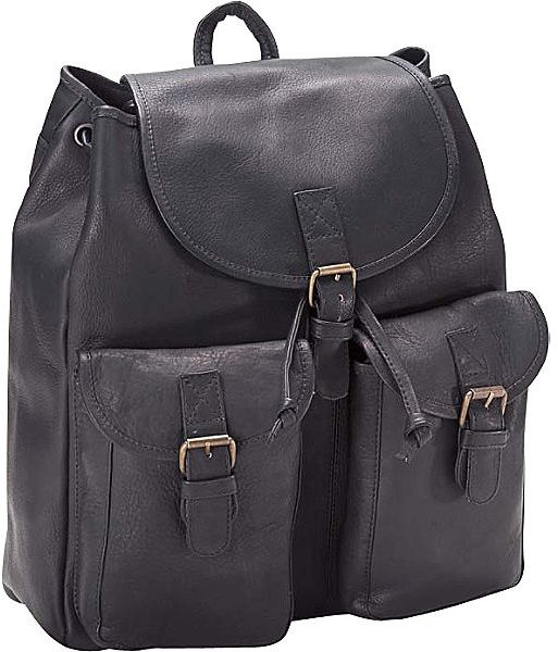 Clava Drawstring Backpack