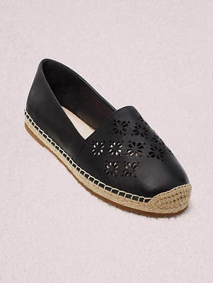 Kate Spade Garcia Espadrille Flats, Black - Size 6