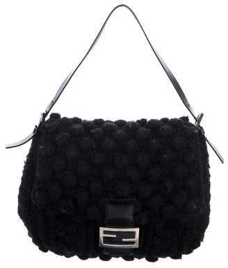 Fendi Knit Mama Forever Bag