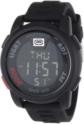 Ecko Unlimited Men's 20-20 Digital Resin Strap Watch E07503G1