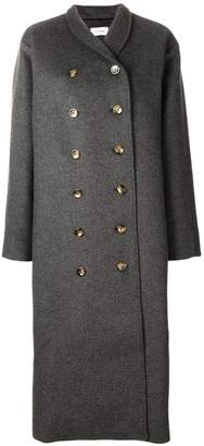 Totême loose fitted coat
