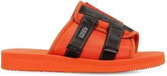 131b237f9cd Palm Angels Suicoke Patch Slider Sandals