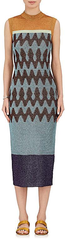 Missoni Women's Bouclé Sleeveless Sheath Dress