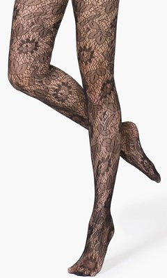Express Lace Full Tights
