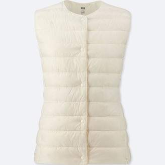 Uniqlo Women's Ultra Light Down Puffer Compact Vest