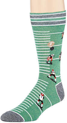 RECKLESS Reckless Mens Christmas Crew Socks