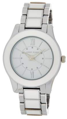 01d38cadfe94 at Nordstrom Rack · Anne Klein Women s White Glossy Bracelet Watch