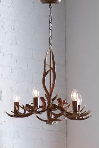 Next Antler 5 Light Fitting