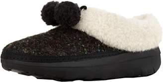 FitFlop Women's Loaff SNUG POM Slippers