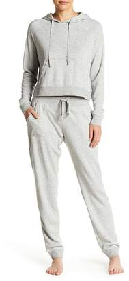 Free Press Drawstring Fleece Jogger Pants